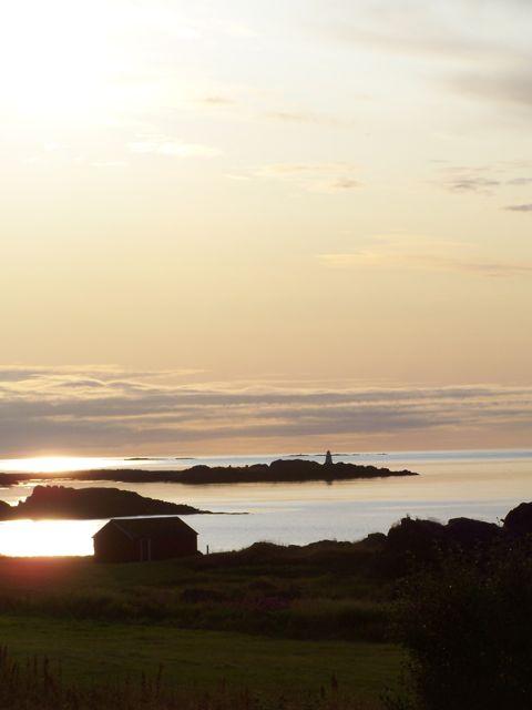 Lofoten lighthouse
