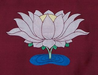 Lotus by Leslie Rinchen-Wongmo, 2009